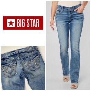 Big Star ⭐️ Sweet Low Bootcut Jeans👖
